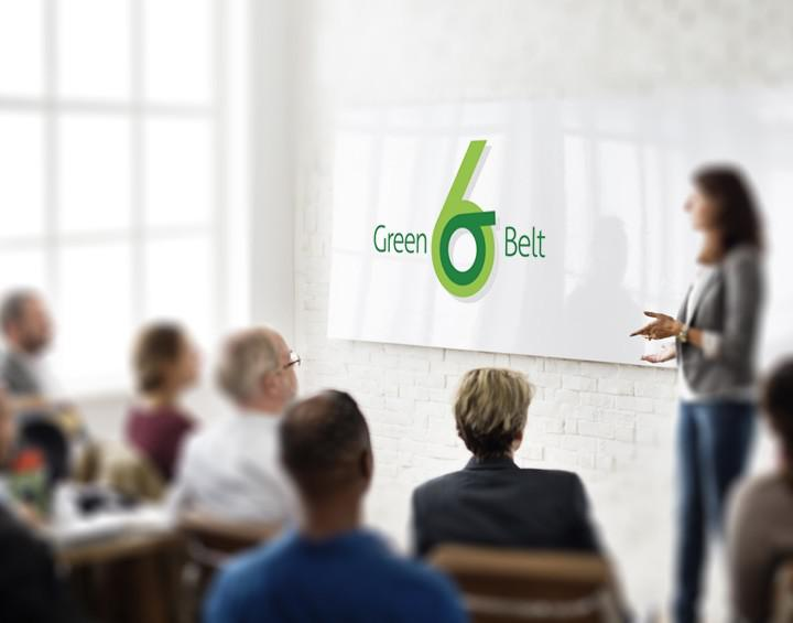 Certificação green belt valor